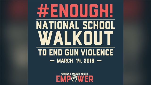 Local students to participate in 'National School Walkout'