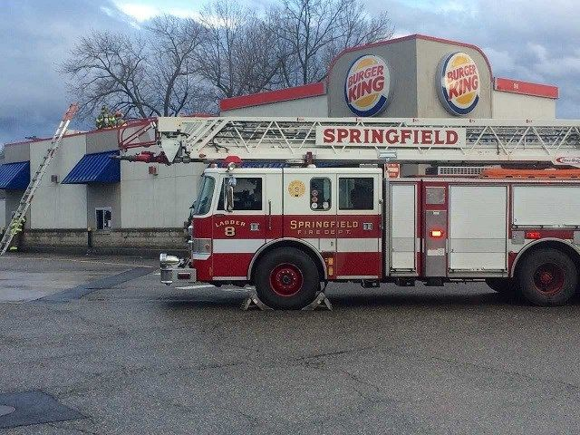 Cooley St. Burger King to remain closed following grease fire
