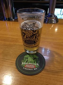 Western Mass Brews: Hitchcock Brewing Company in Whately