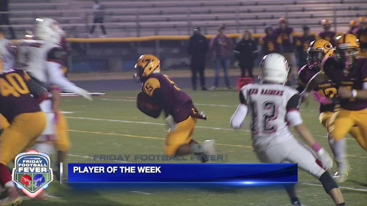 Friday Football Fever 10/20 - Week 7 'Player of the Week'