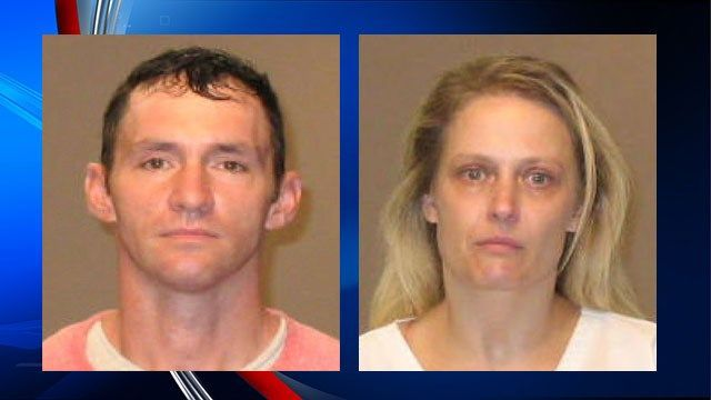 Chicopee police arrest two people on shoplifting charges