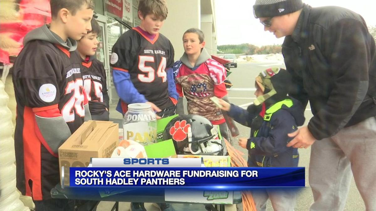 Rocky's Ace Hardware helping raise money for South Hadley youth football