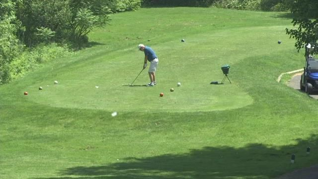 Golf courses struggling after recent string of wet weather