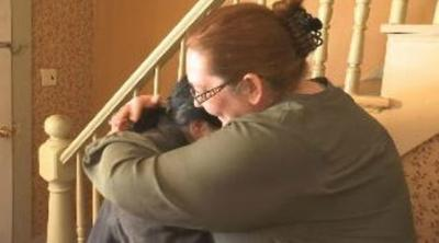 Surprise Squad helps relieve financial stresses of mother of five.