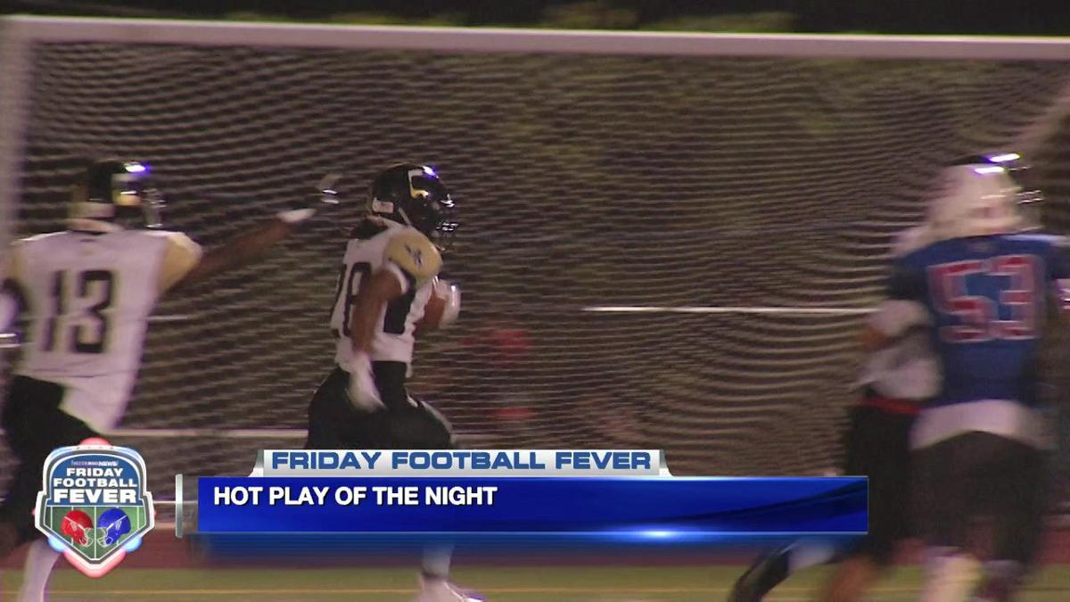 Friday Football Fever 9/22 - Week 3 'Hot Play of the Night'