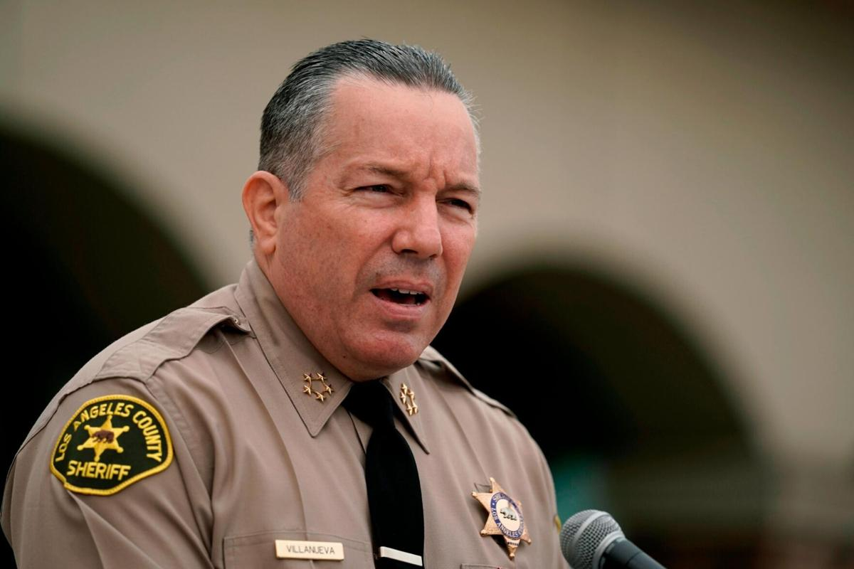 L.A. sheriff challenges LeBron James to match reward to help find the gunman who ambushed two deputies