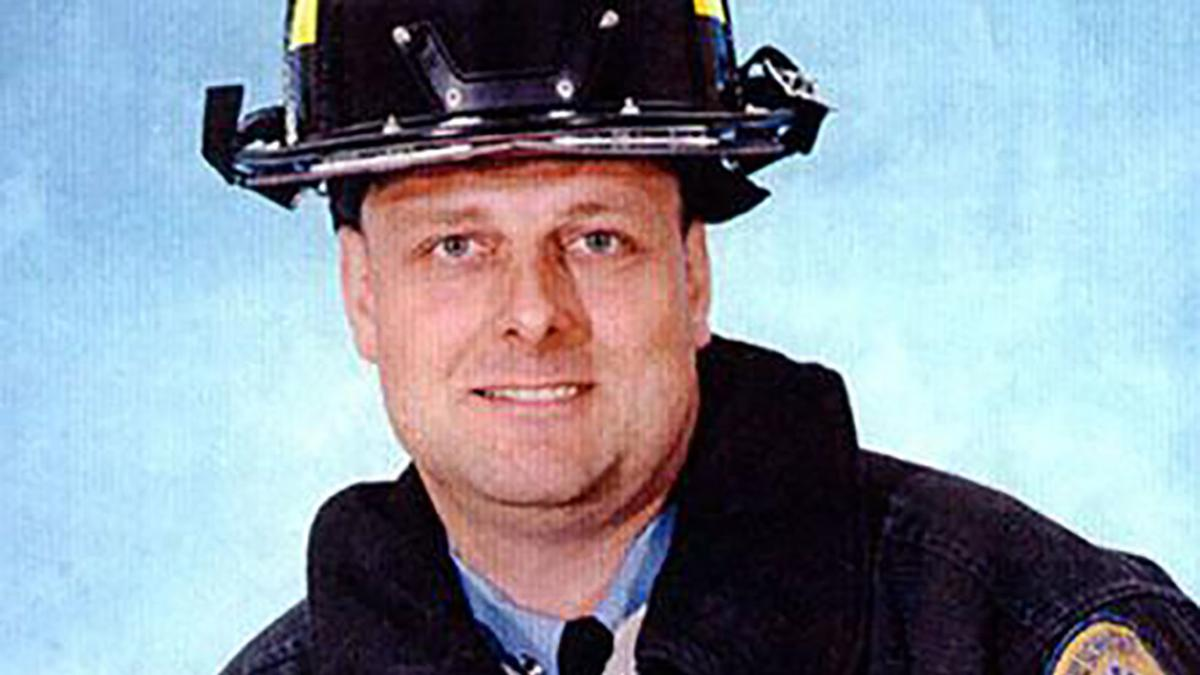 Firefighter killed on September 11 is identified 18 years later
