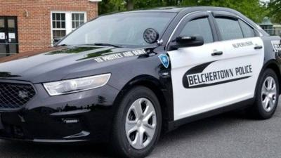 Belchertown Police cruiser file 011221