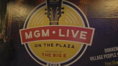 MGM Live concert series sign 051319