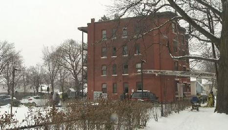 One person hospitalized following Springfield fire