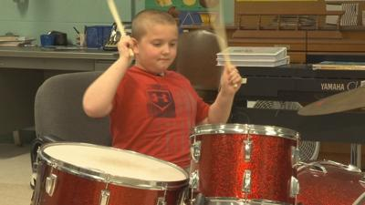 Monson community coming together to help 10-year-old with Muscular Dystrophy.