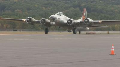 Collings Foundation working to keep their fleet in the air.