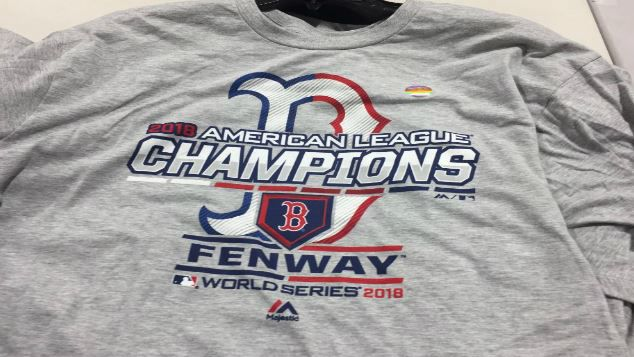 the latest 40ecf 922ef Boston Red Sox are World Series-bound following ALCS win ...