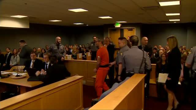 Colorado man gets life for killing pregnant wife, 2 girls
