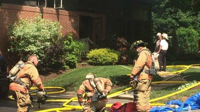 Overloaded power strip cause of house fire on Ontario Ave. in Holyoke