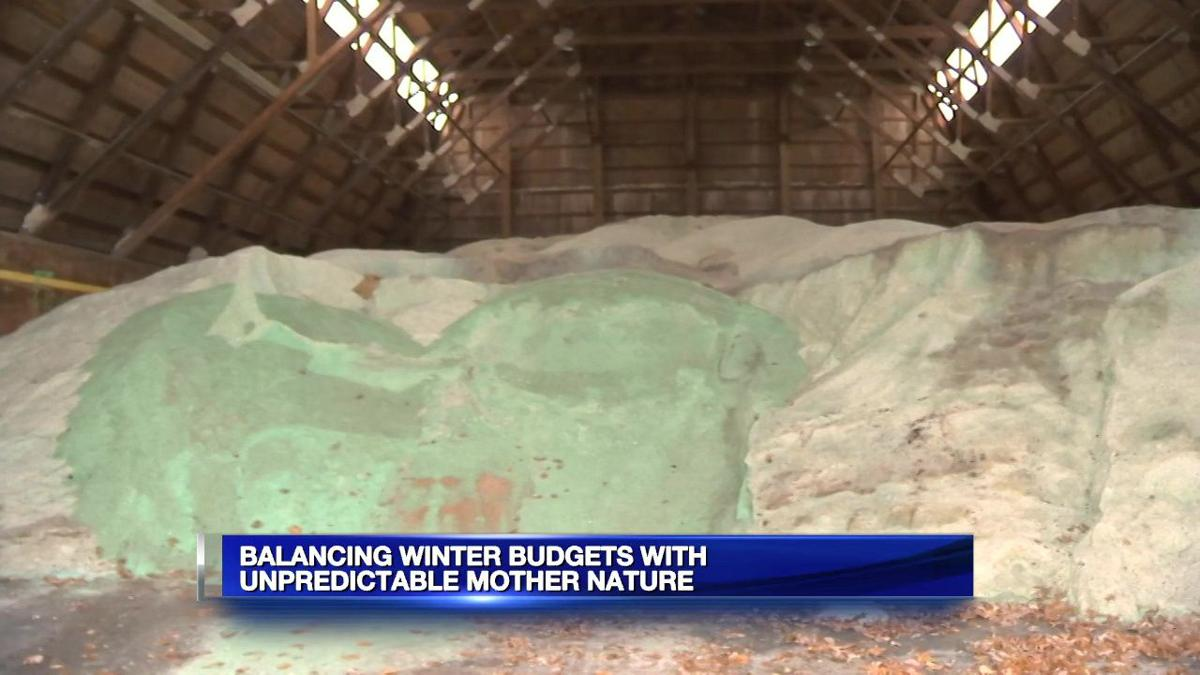 DPW's balance budgets ahead of winter weather