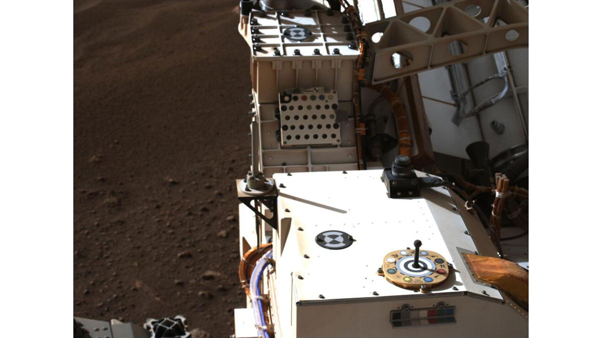 NASA shares first video and audio, new images from Mars Perseverance rover