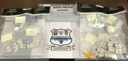 State Police arrest two for narcotics in Springfield