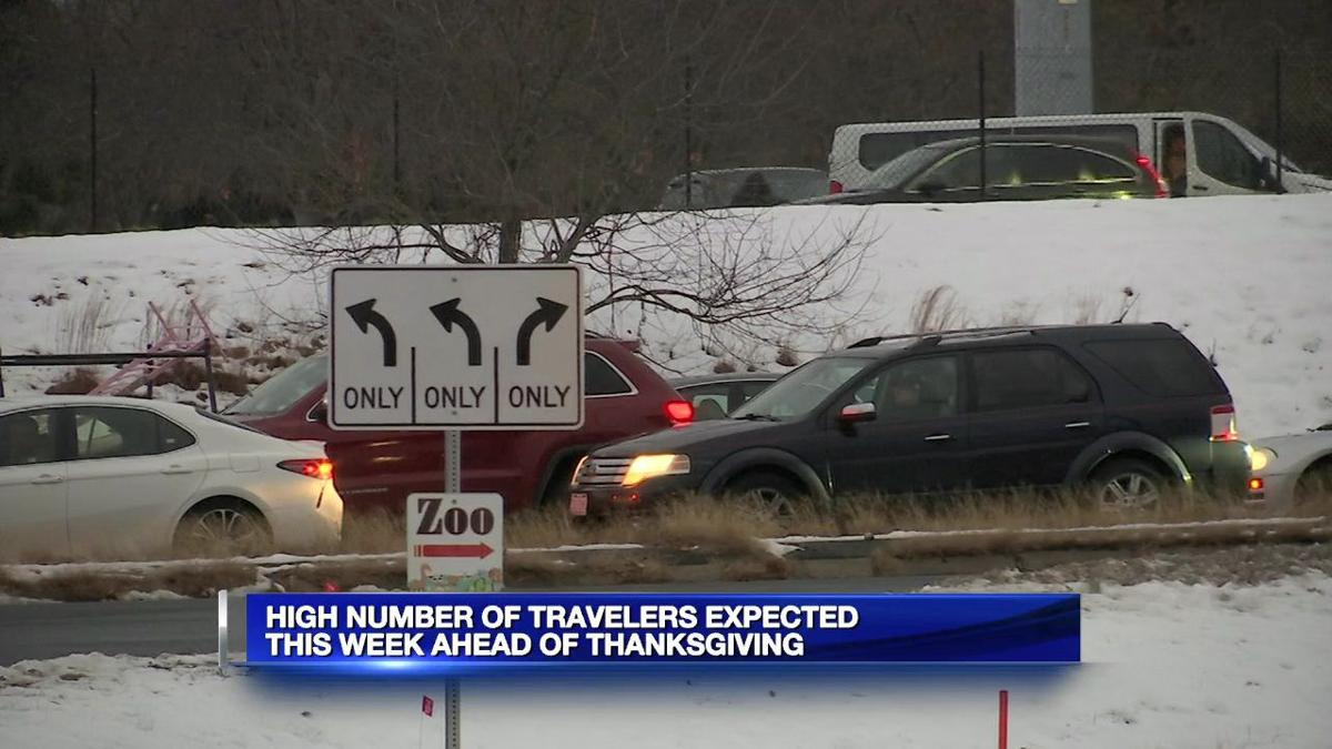 Mass. D.O.T. anticipating high volume of travelers ahead of Thanksgiving