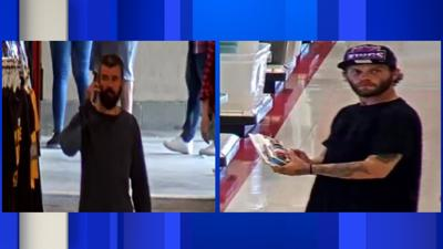 Holyoke Police asking for public's help in identifying pair of alleged vacuum thieves.