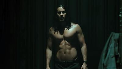 Jared Leto gets his muscled vampire on in 'Morbius' trailer