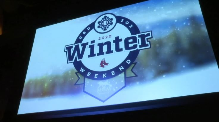 Red Sox Winter Weekend logo 011020