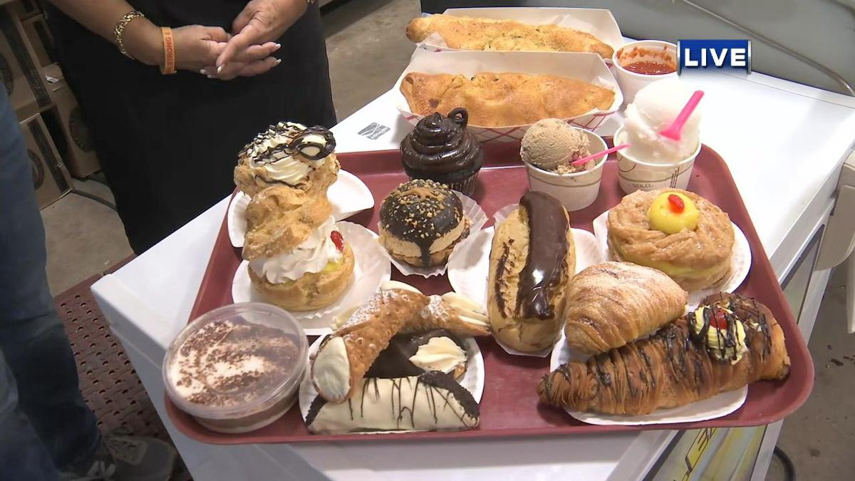 Southwick bakery bringing sweet treats to the Big E's Young Building