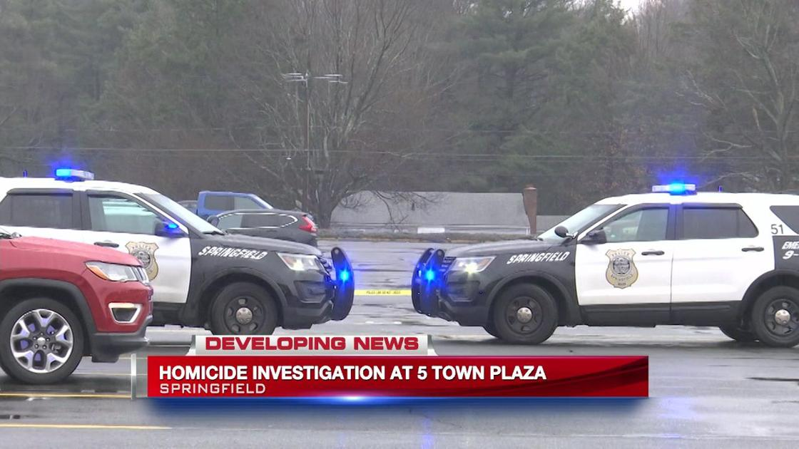 3dea94b15 Police investigating shooting at 5 Town Plaza in Springfield