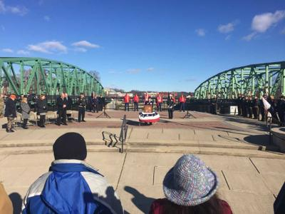 Westfield Pearl Harbor Day event 120718