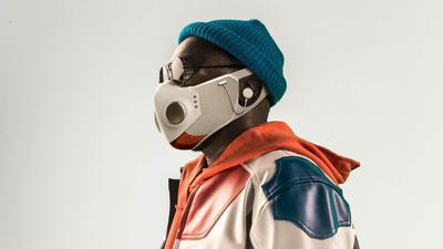 Rapper will.i.am is selling a smart mask for $299
