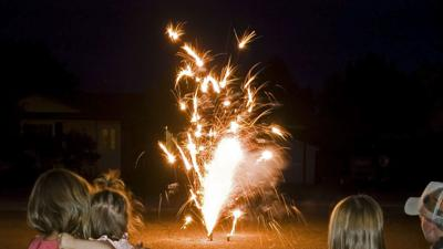 Want to set off fireworks at home for the 4th of July? Experts warn against it
