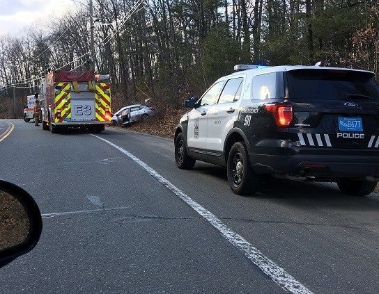Serious accident closes Westfield Rd. in Holyoke