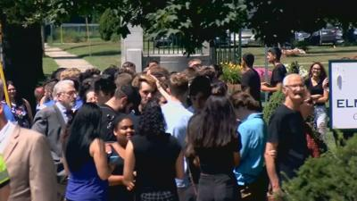 Services held for Chicopee teen killed in Wilbraham crash.