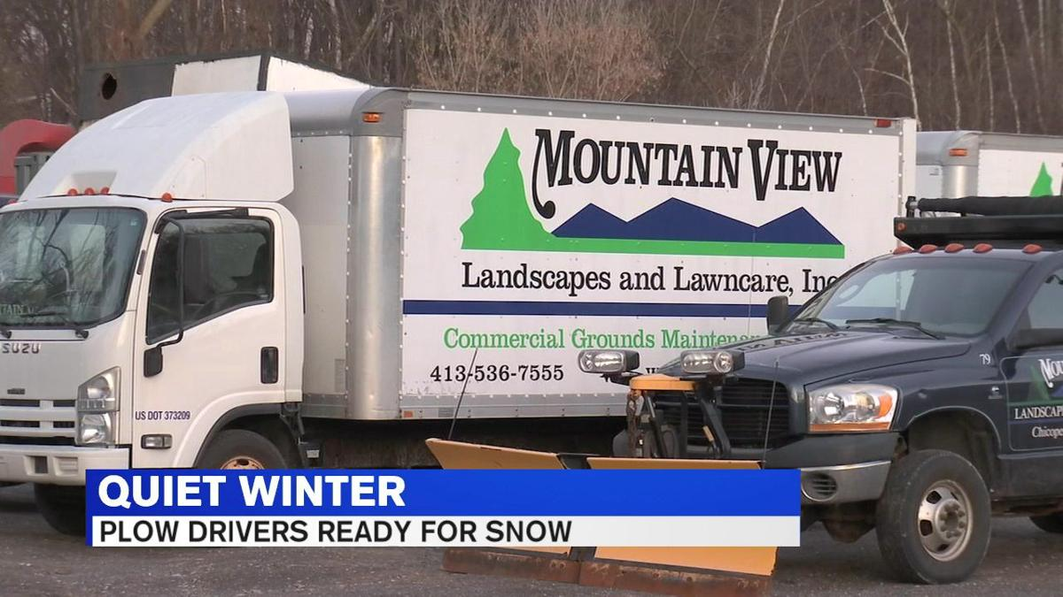 Plow drivers prepared for potential snowfall this week