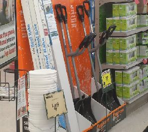 Western Mass residents stock up on supplies ahead of more snow