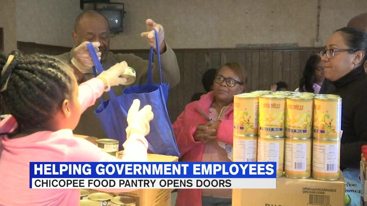 Local food pantry ensuring furloughed federal workers & their families will not go hungry
