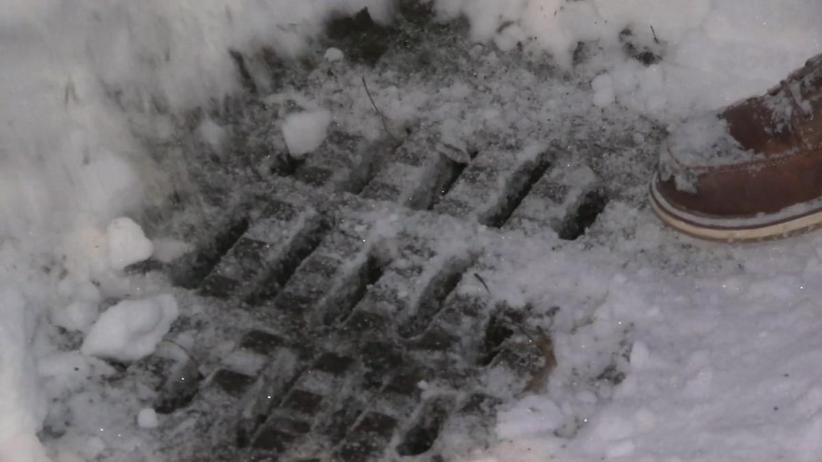 Officials urge clearing storm drains ahead of Thursday rain