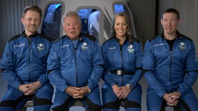 William Shatner is now the oldest person ever to go to space. Here's everything you need to know