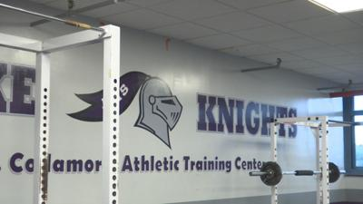 Holyoke football team working to achieve goals on and off the field.