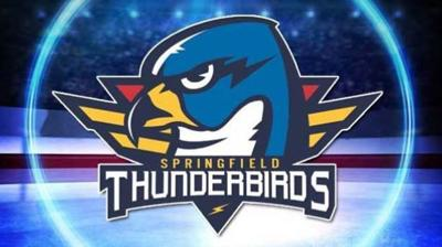 Surprise Squad, Springfield Thunderbirds assist local hockey player.