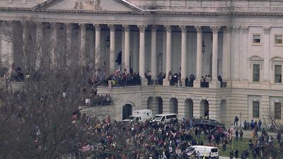 FBI offering $50,000 reward for information on pipe bombs found during Capitol breach