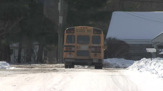 Some Agawam buses impacted by morning frigid cold