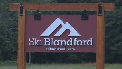 Ski Blandford sign generic 091318