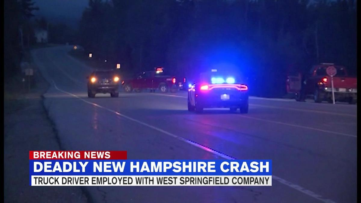 Truck Driver Involved In Deadly New Hampshire Crash
