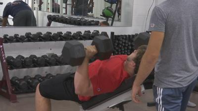 Local trainer helping Ludlow football team reach new heights.