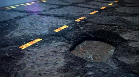 This is what you need to know about filing a pothole damage claim