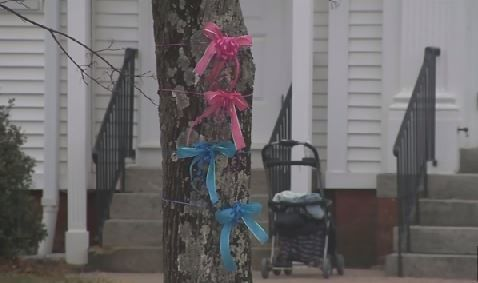 West Brookfield comes together to mourn mom, children found dead inside home