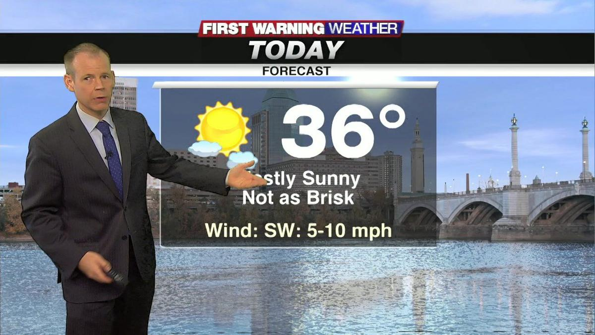 Dan's Sunday Morning Forecast