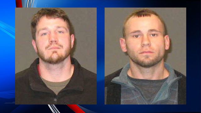 Two Ludlow men facing drug charges
