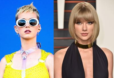 Katy Perry and Taylor Swift officially bury the hatchet